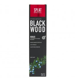 Splat pasta do zębów Blackwood bez fluoru - 75 ml