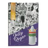 Egzo Jolly Roger Prezerwatywa z wypustkami - 1 sztuka