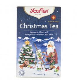 Yogi Tea Christmas Tea Herbata świąteczna - 17 saszetek