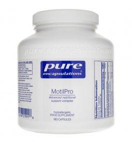 Pure Encapsulations MotilPro - 180 kapsułek