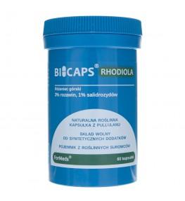 Formeds Bicaps Rhodiola - 60 kapsułek