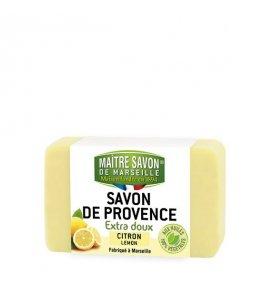 Mydło marsylskie cytryna 100 g - Maître Savon
