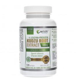 Wish Kudzu Root Extract 500 mg - 120 kapsułek