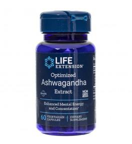 Life Extension Optimized Ashwagandha wyciąg - 60 kapsułek
