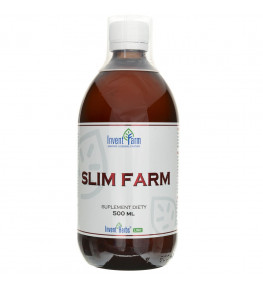 Invent Farm Slim Farm płyn doustny - 500 ml