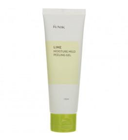 iUNIK Lime Moisture Mild Peeling Gel - 120 ml