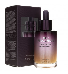 Missha Time Revolution Night Repair Probio ampoule - 50 ml