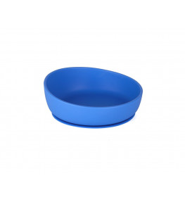 Doidy Bowl miseczka - talerzyk Niebieski - 1 sztuka