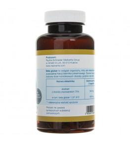 Medverita Beta Glukan 1,3 / 1,6 D 200 mg - 120 kapsułek