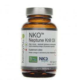 Kenay Olej z kryla NKO - 60 kapsułek