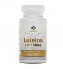MedFuture Luteina Forte 50 mg - 120 tabletek