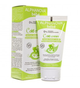 Alphanova Bebe Cold Cream Krem ochronny na zimę - 50 ml