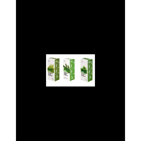 Naturalne Aromaty zestaw na przeziębienie olejków eterycznych 3 szt. x 12 ml