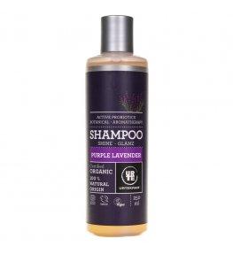 Urtekram Szampon z lawendą do włosów normalnych i suchych - 250 ml