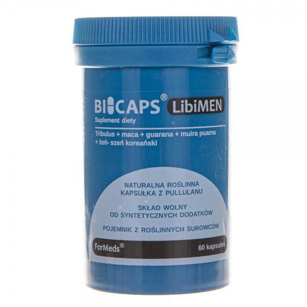 Formeds Bicaps LibiMEN - 60 kapsułek