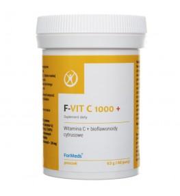 Formeds F-Vit C 1000+ (witamina C w proszku) - 63 g