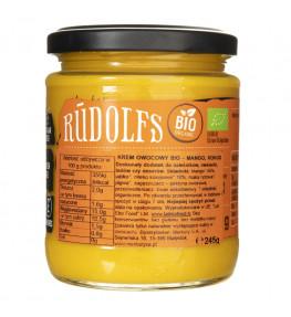 Rudolfs Krem owocowy mango - kokos - 245 g