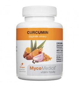 MycoMedica Curcumin w optymalnym stężeniu - 120 kapsułek