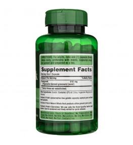 Puritan's Pride Kozieradka Pospolita 610 mg - 100 kapsułek