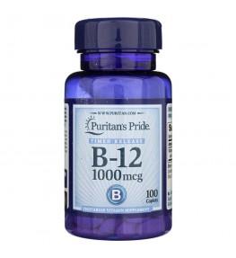 Puritan's Pride Witamina B-12 1000 mcg - 100 tabletek