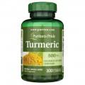 Puritan's Pride Kurkuma 800 mg - 100 kapsułek
