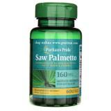 Puritan's Pride Palma Sabałowa (standaryzowana) 160 mg - 60 kapsułek
