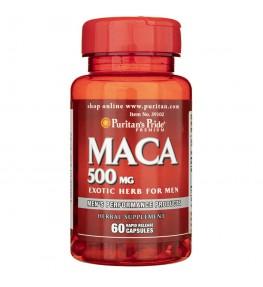 Puritan's Pride Maca 500 mg - 60 kapsułek