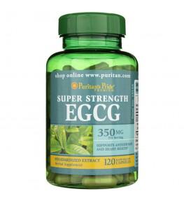Puritan's Pride EGCG (ekstrakt z zielonej herbaty) 350 mg - 120 kapsułek