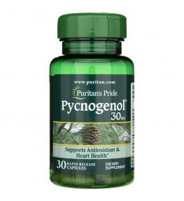 Puritan's Pride Pycnogenol 30 mg - 30 kapsułek