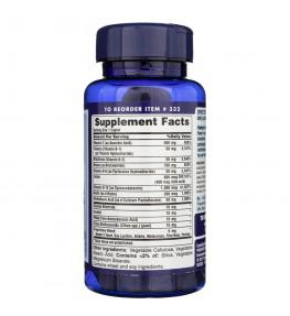 Puritan's Pride Stress B-Complex z C-500 - 60 tabletek