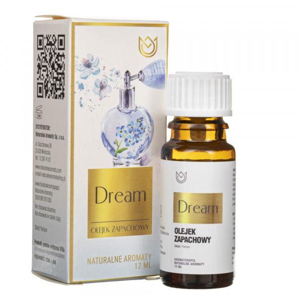 Naturalne Aromaty olejek zapachowy Dream (Calvin Klein, Euhporia) - 12 ml