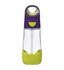 B.Box Tritanowa butelka ze słomką Passion Splash - 450 ml