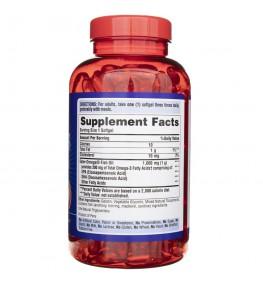 Puritan's Pride Olej Omega-3 1000 mg - 250 kapsułek