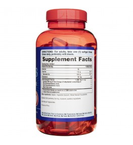 Puritan's Pride Olej Omega-3 1200 mg - 200 kapsułek