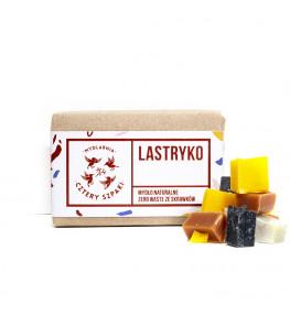 Mydło Lastryko 110 g - Cztery Szpaki