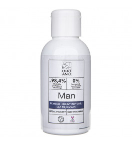 Active Organic Płyn do higieny intymnej Man - 100 ml