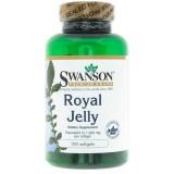 Swanson mleczko pszczele (Royal Jelly) - 100 kapsułek
