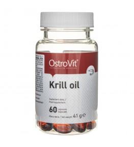 OstroVit Krill oil - 60 kapsułek