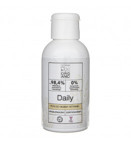 Active Organic Płyn do higieny intymnej Daily - 100 ml