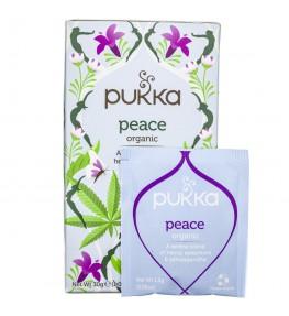 Pukka Herbata Peace Uspakajająca - 20 saszetek