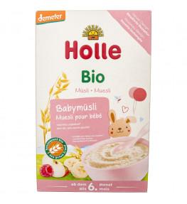 Holle Kaszka pełnoziarnista musli po 6 miesiącu - 250 g