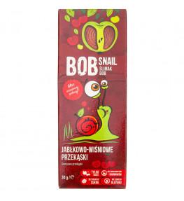 Bob Snail Przekąska jabłkowo-wiśniowa bez dodatku cukru - 30 g