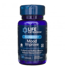 Life Extension Florassist® Mood Improve - 30 kapsułek