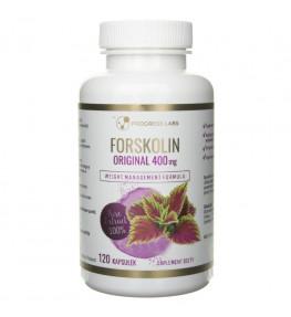 Progress Labs Forskolina Pokrzywa Indyjska 400 mg - 120 kapsułek