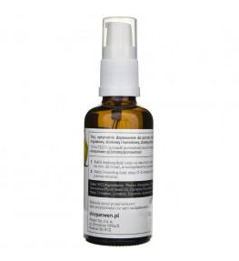 Anwen Olej do włosów średnioporowatych Mango - 50 ml