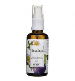 Anwen Olej do włosów wysokoporowatych Marakuja - 50 ml