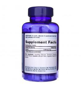 Puritan's Pride Inozytol 1000 mg - 90 tabletek