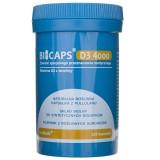 Formeds Bicaps D3 4000 - 120 kapsułek