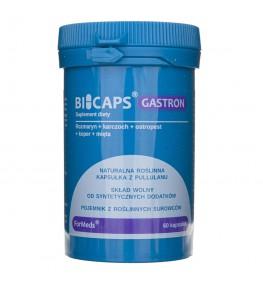 Formeds Bicaps Gastron - 60 kapsułek