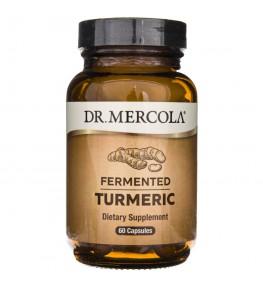 Dr Mercola Fermented Turmeric (sfermentowana kurkuma) - 60 kapsułek